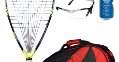 Deluxe Racquetball Starter Kit Series