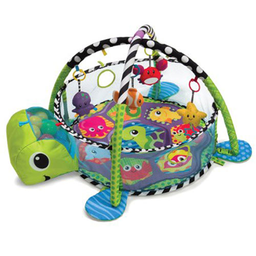 Infantino Grow with me Activity Gym and Ball Pit