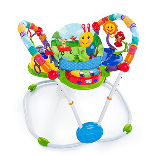 Baby Einstein Activity Jumper Special Edition Neighborhood Friends