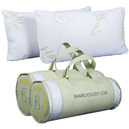 How to choose best bamboo pillow for best night sleep?
